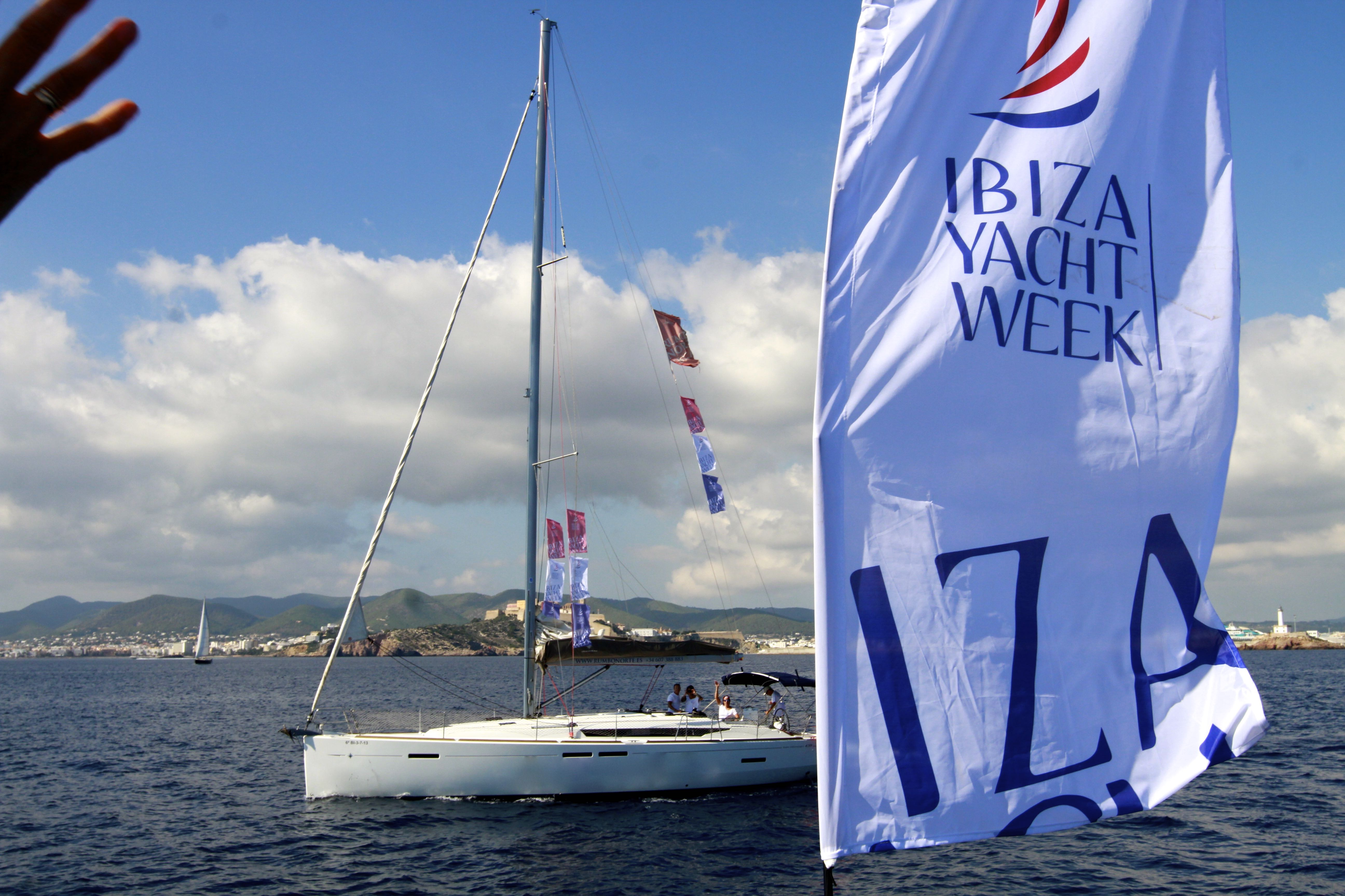 One of our friends: Ibiza Sail Week